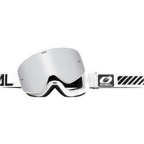 O'Neal B-50 Goggles force white-mirror silver